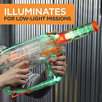 Nerf Evader Modulus Motorised Light Up Toy Blaster