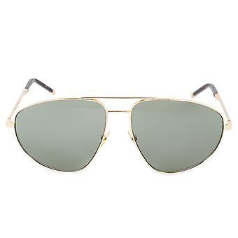 Saint Laurent SL 211 004 60 Aviator Sunglasses