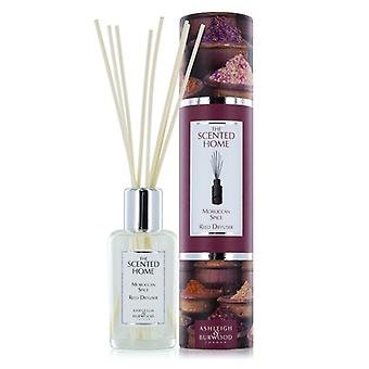 Ashleigh & Burwood Scented Home 150ml Reed Diffuser Gift Set Moroccan Spice