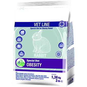 Cunipic Vet Line Obese Rabbits (Small pets , Dry Food and Mixtures)