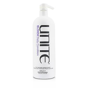Unite BLONDA Daily Condition (Daily Blonde Conditioner) 1000ml/33.8oz
