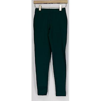 Slimming Options for Kate & Mallory Ponte Leggings Green Womens A411955