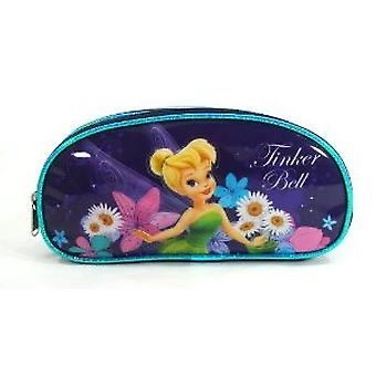 Pencil Case - Disney - Tinkerbell - White Lily New Stationery Bag Pouch 497767