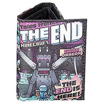 Wallet - Minecraft - Tales From The End Tri-Fold j7759