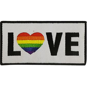 Patch - LGBTQ - Love Icon-On p-jsx-0023