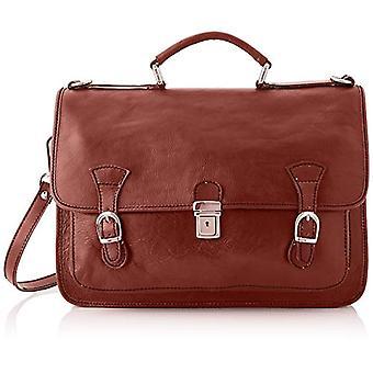 Chicca All Fashion Cbc18959gf22 Unisex Adult Brown hand bag 12x28x40 cm (W x H x L)