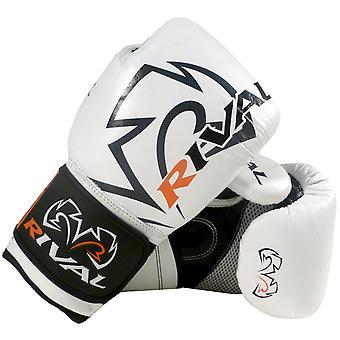 Competir con guantes de boxeo bolsa Super - blanco