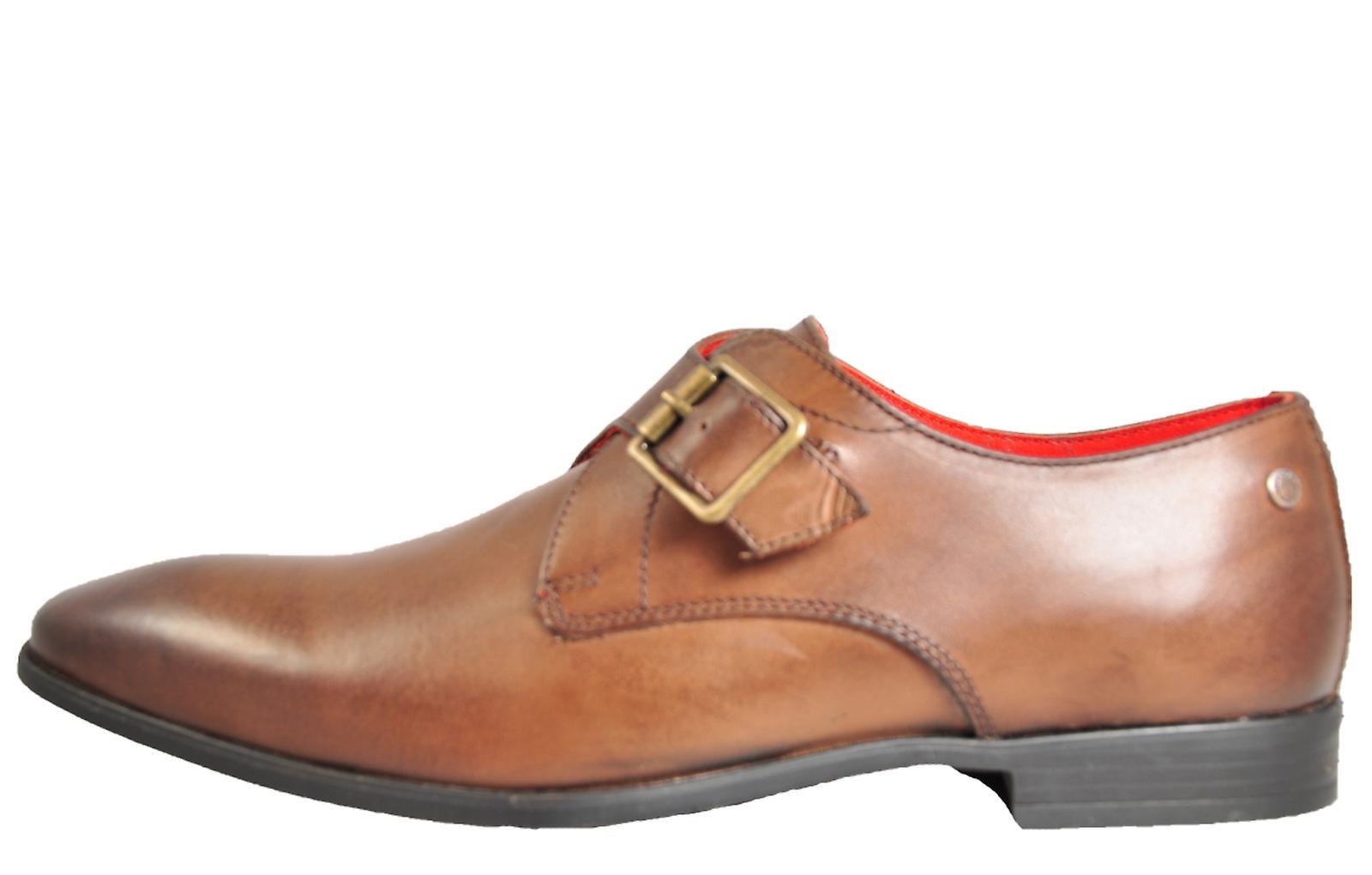 Base London Florin Leather Brown