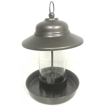 Round Iron Bird Feeder