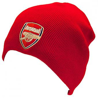 Arsenal FC Dome Knitted Hat