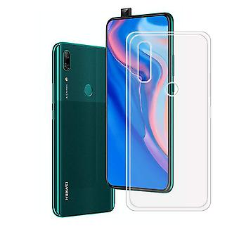 Huawei Y9 Prime 2019 Handyhülle Case Hülle Silikon Transparent