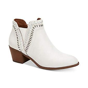 Style & Co. Womens meridaa Fabric Closed Toe Ankle Fashion Boots