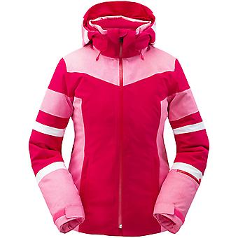 Spyder CAPTIVATE Women's Gore-Tex PrimaLoft Ski Jacket pink