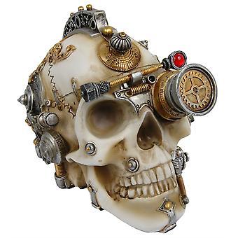 錬金術エラズマス ・ ダーウィンの蒸気大脳頭蓋
