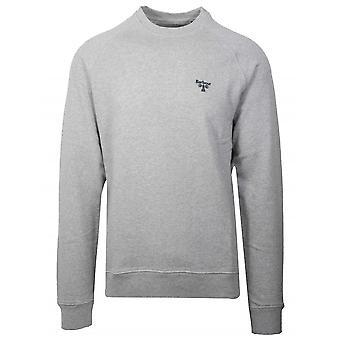 Barbour Beacon Grey Sweatshirt
