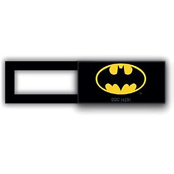 Webcam kansi/Slider-lisenssi™-Batman 001-musta
