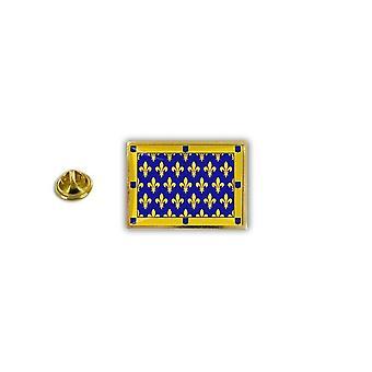 Pine PineS Pin Badge Pin-apos;s Metal Broche Papillon Papillon Flag Ardeche France