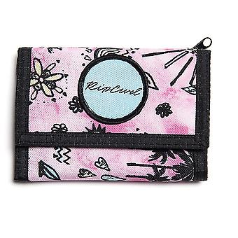 Rip Curl Anak Surf Polyester Wallet in Pink