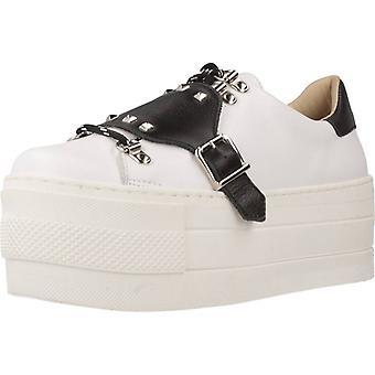 Gelb Sport / Dart Schuhe weiße Farbe