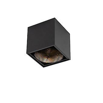 QAZQA Design spot black - Box Honey