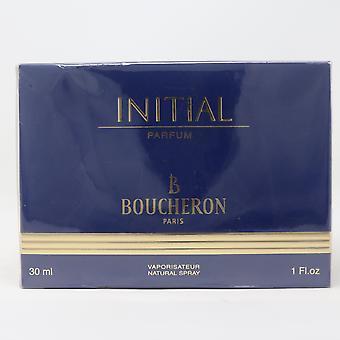 Initieel door Boucheron Parfum/parfum 1oz/30ml spray nieuw in doos