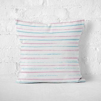 Meesoz Cushion Cover - Rayas Estrechas Pastels