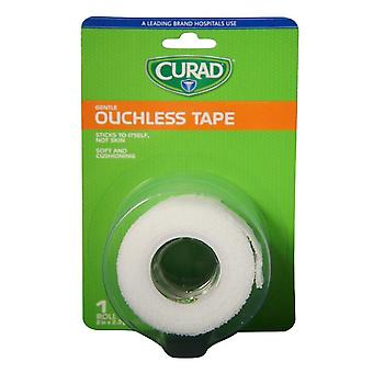 Curad gentle adhesive paper tape roll, 1 inches x 10 yards, 1 ea