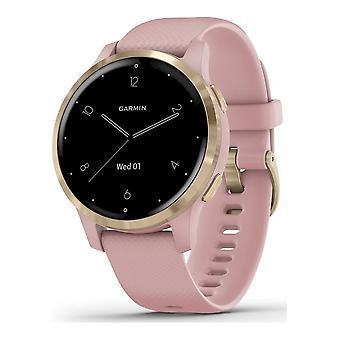 Garmin Smartwatch vivoactive 4S Pink Gold 010-02172-32