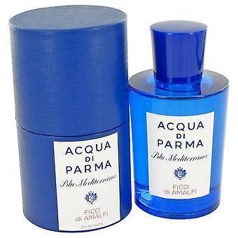 Blu mediterraneo fico di amalfi eau de toilette spray بواسطة acqua di parma 465280 150 ml