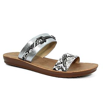 Lunar Heidi orm ut mule sandal