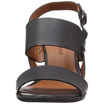 Lucky brändi naisten veneesha kangas avoin toe rento espadrille sandaalit