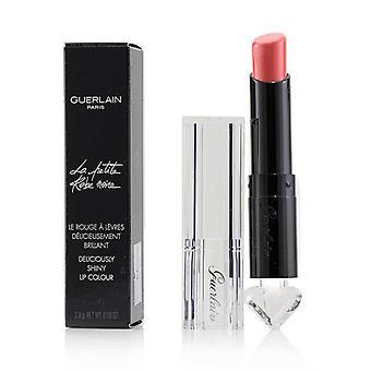 Guerlain La Petite Robe Noire Deliciously Shiny Lip Colour - #060 Rose Ribbon - 2.8g/0.09oz