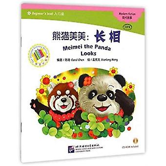Meimei the Panda by Photographs by Carol Chen Illustrated by Xianlong Meng