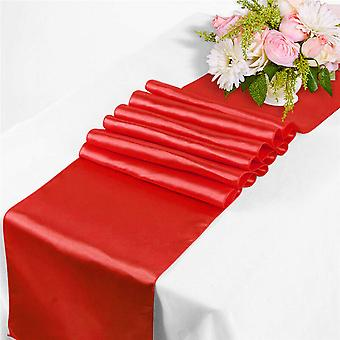 11'quot; x 108'quot; Satin Table Runners