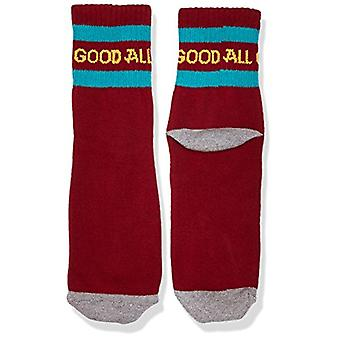 All Good Mag Hiker Socks, Burgundy, One Size, Burgundy, Size One Size