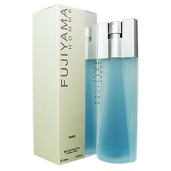 Fujiyama homme for men by success de paris 3.3 oz eau de toilette natural spray