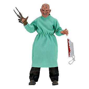 "A Nightmare on Elm Street Freddy Surgeon 8"" Action Figure"
