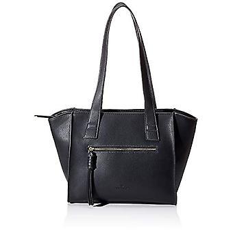 Tom Tailor Acc Katharina - Black Women's Tote Bags (Schwarz) 40x26x9cm (W x H L)