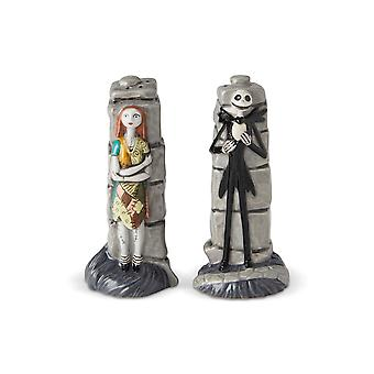 Salt & Paper Shaker - Disney - Jack and Sally New 6002274