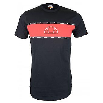 חולצת כותנה שחורה