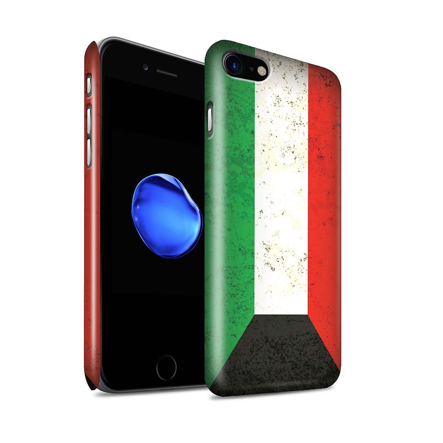STUFF4 Gloss Snap Case for Apple iPhone 7/Kuwait/Kuwaiti/Asian Flag | Fruugo UK