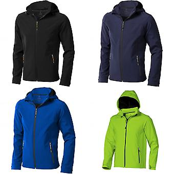 Elevate Mens Langley Softshell Jacket