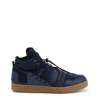 Trussardi Original Men Spring/Summer Sneakers - Blue Color 36934