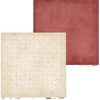 Piatek13 - Paper Off Shore II 02 P13-294 12x12