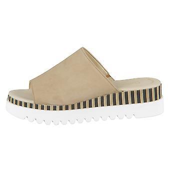 Gabor Caramel 4466312 universal Sommer Damen Schuhe