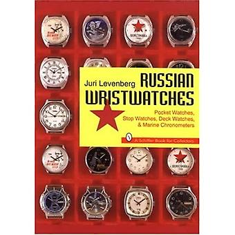 Russian WrisTW*Tches, Pocket Watches, Stop Watches, on Board Clock and Chronometers (Schiffer Books for Collectors)