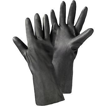 L+D 14611 Chloropren Gummi Schutzhandschuh Größe (Handschuhe): 8, M EN 388, EN 374 CAT II 1 Paar