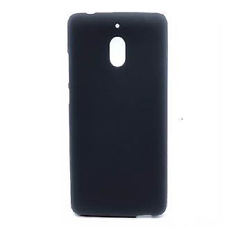 FONU Silikon Backcase Nokia 2.1 - Schwarz