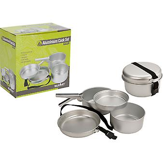 Summit Aluminium Cook Set