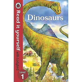 Dinosaurs - Read it Yourself with Ladybird - Level 1 - 9780723295068 B